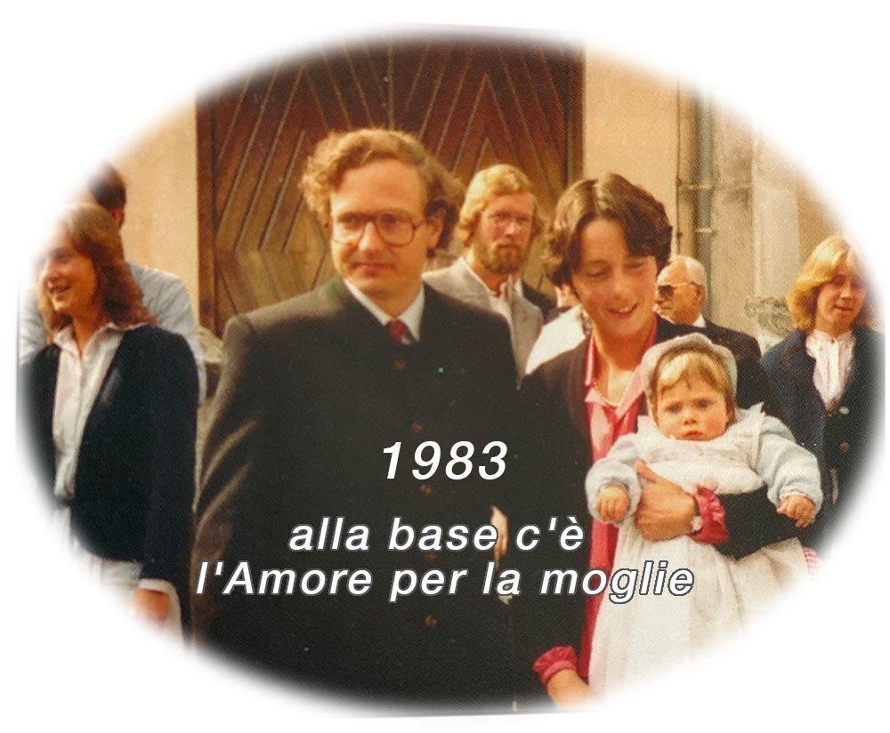Dr. Hubertus Rechberg 1983 Baby-Comp