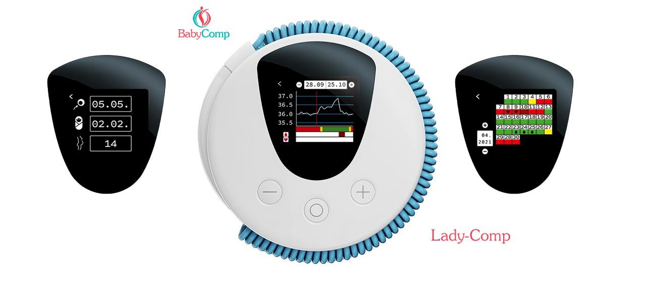 Pearly e Lady-Comp a confronto - Contraccezione naturale tecnologica